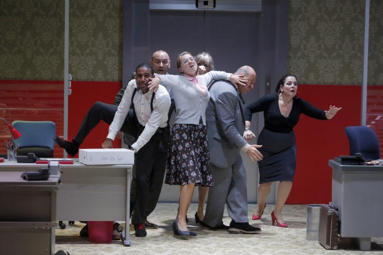 Open-Space – Théâtre de Suresne