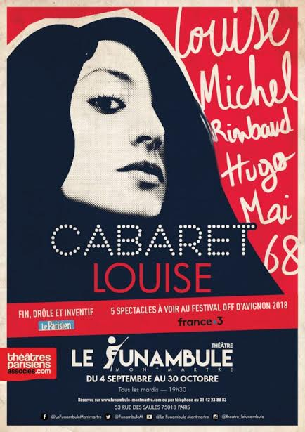 Cabaret Louise – Le Funambule