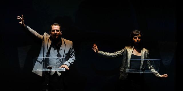 Notre parole – Théâtre de la Cité Internationale