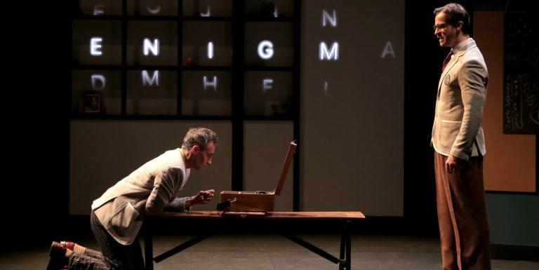 La machine de Turing – Théâtre Antoine