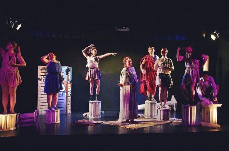 Phèdre sans Racine – Folie Théâtre