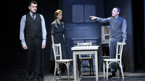 Adieu M. Haffmann – Théâtre de la Rive Gauche