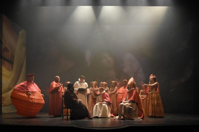 La vie de Galilée – Comédie Française