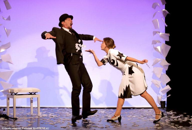 Je m'appelle Erik Satie comme tout le monde – Théâtre de la Contrescarpe