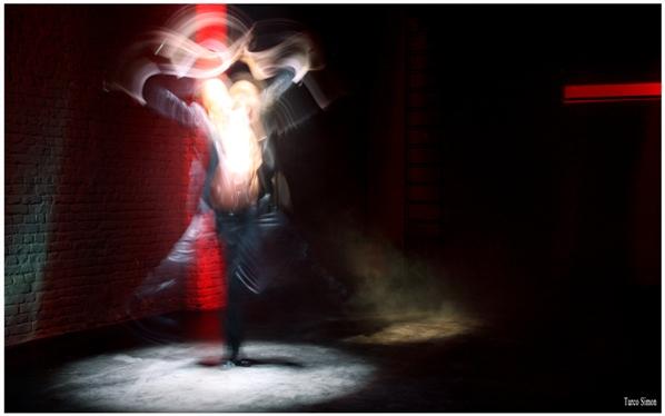 La danse du fumiste – Lucernaire