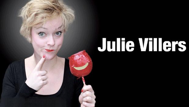Julie Villers est folle – Comédie de la Contrescarpe
