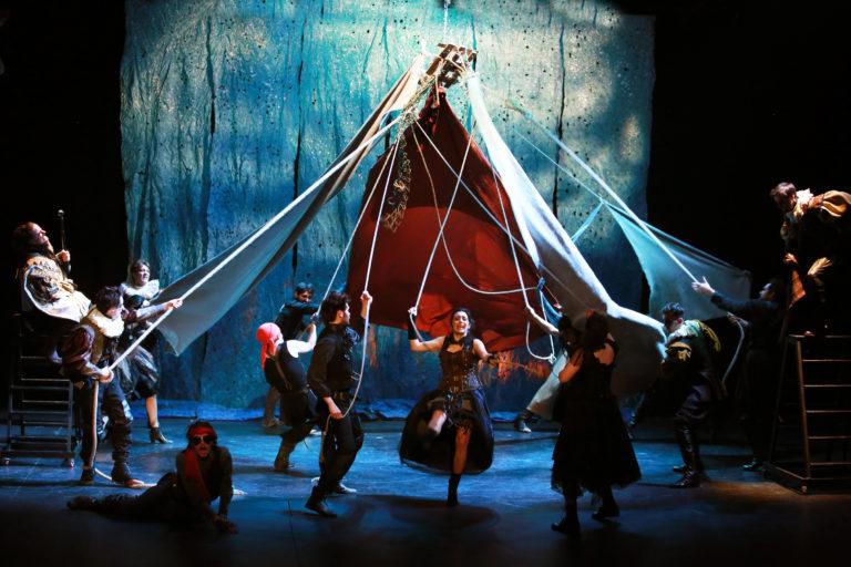 Rabelais – Studio Théâtre d'Asnières