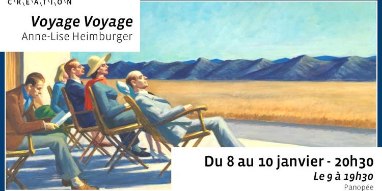 Voyage Voyage – Théâtre de Vanves