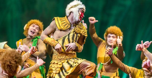 Le roi des singes – Cirque Phénix