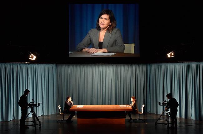 Rituel 4 : Le grand débat – Théâtre de la Cité Internationale