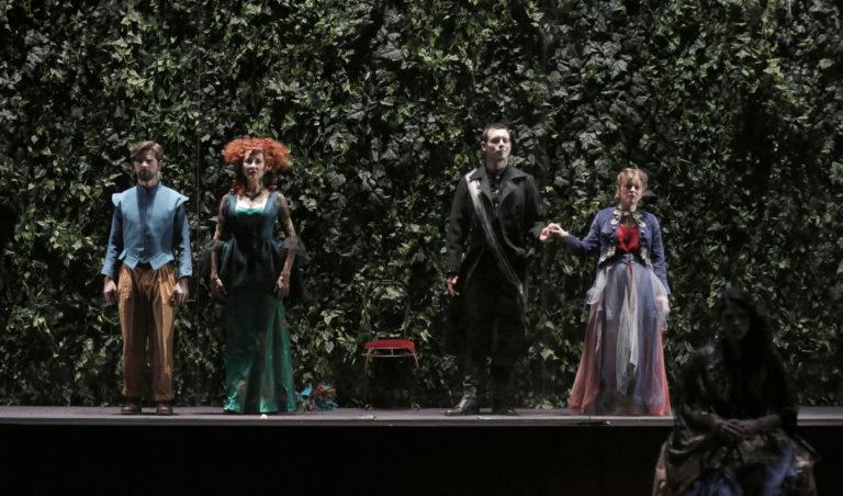 La double inconstance – Théâtre 14