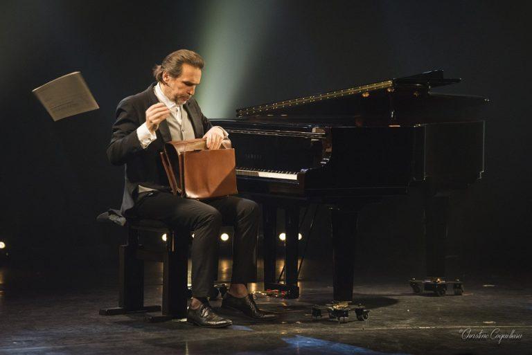 Piano Furioso – Opus 2 – Théâtre de la Gaité Montparnasse