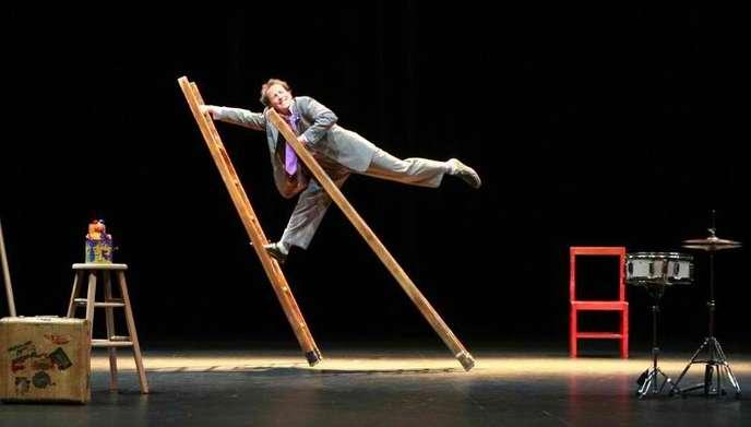 Circus Incognitus – Théâtre de l'Atelier
