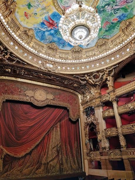 Nouvelle saison à l'Opera de Paris
