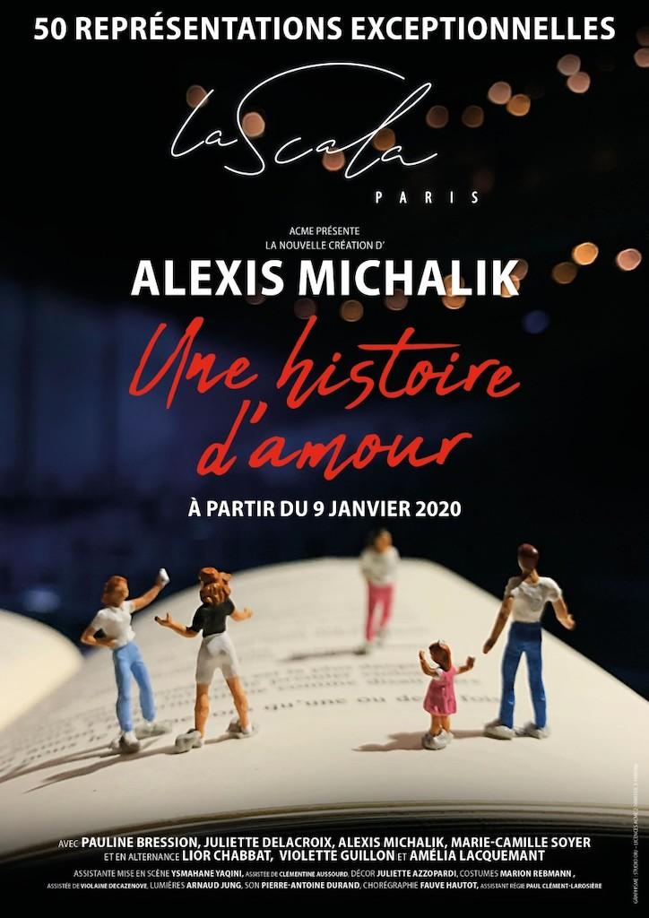 Une histoire d'amour – La Scala